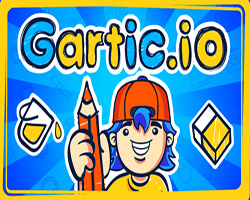 Gartic io -  io Games List - Play Online Free Multiplayer Games